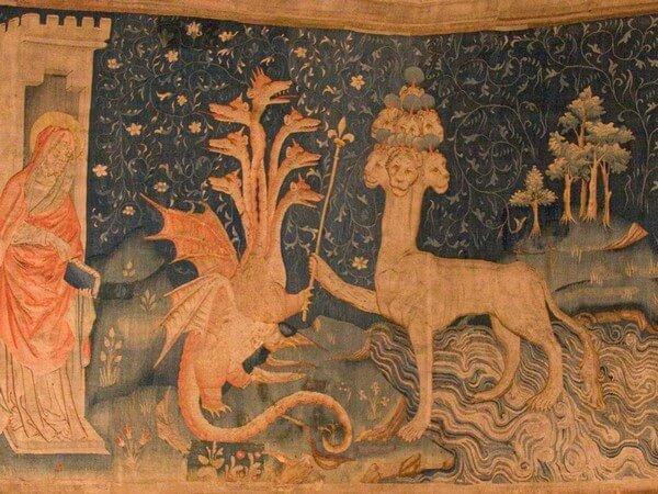 Die merk van die dier en jou naam in die Boek van die Lewe (1)